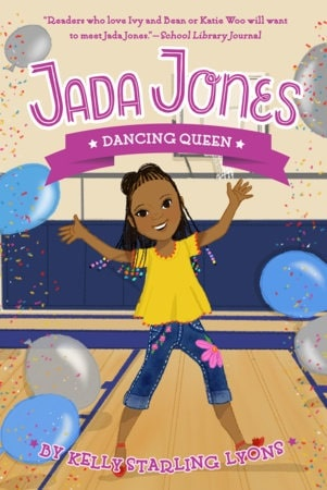 Jada Jones, Dancing Queen