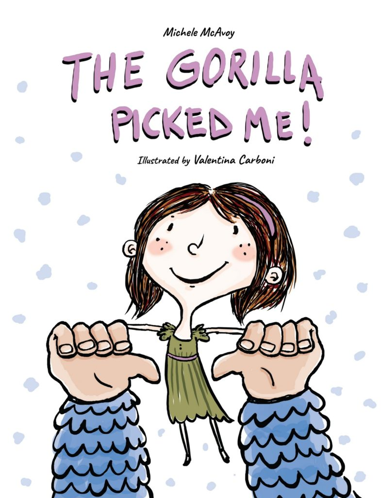 The Gorilla Picked Me