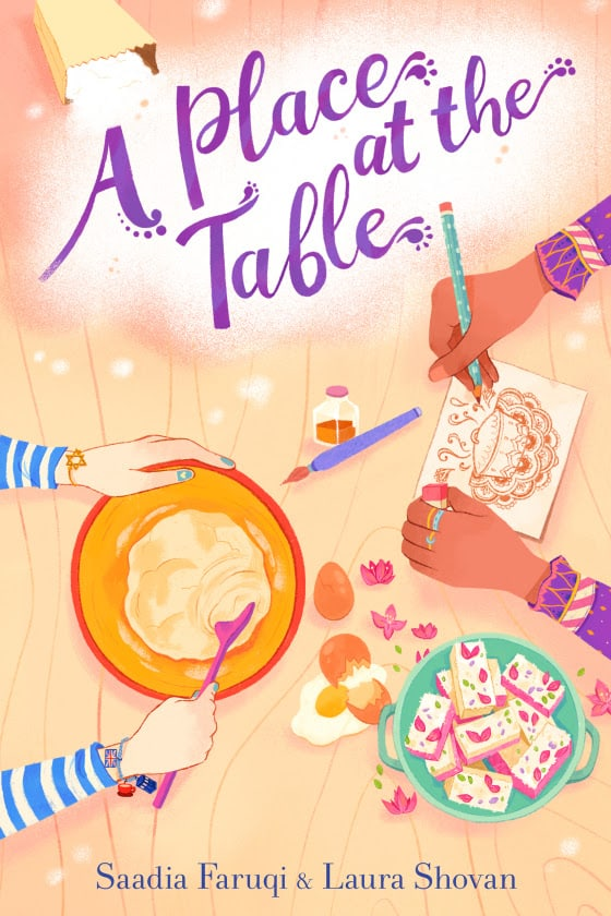 A Place at the Table by Saadia Faruqi & Laura Shovan