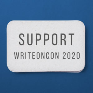 Support WriteOnCon 2020
