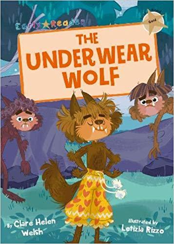 The Underwear Wolf