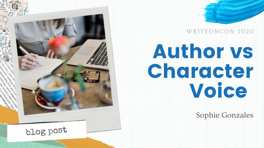 Author vs Character Voice