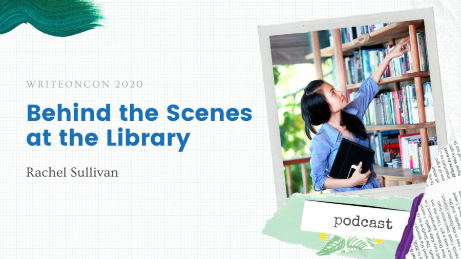 Behind-the-Scenes at the Library