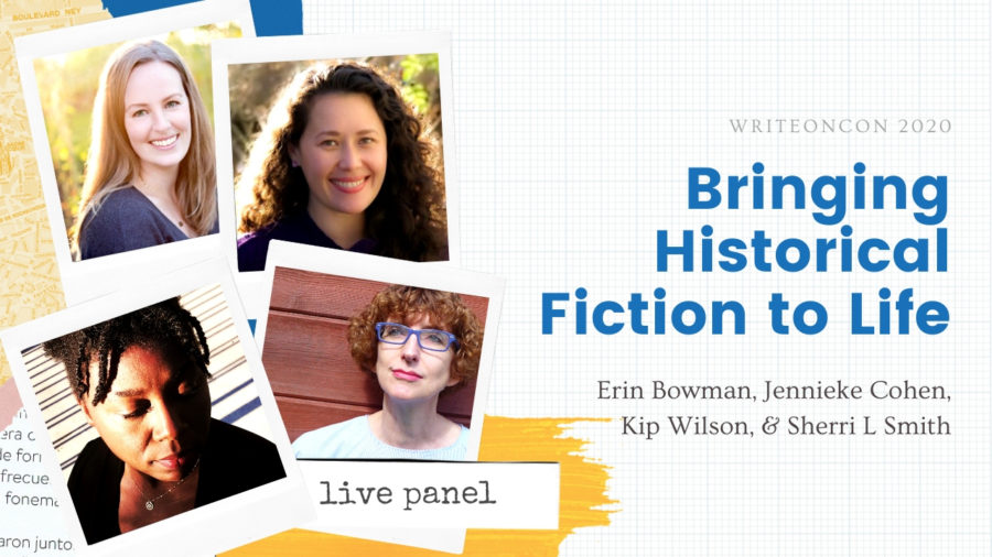 LIVE: Bringing Historical Fiction to Life