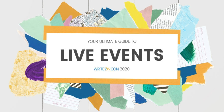 Your Ultimate Guide to: Live Events 2020