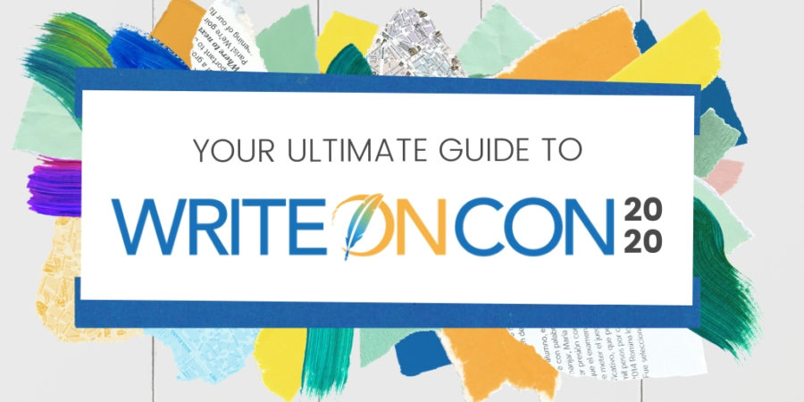 Your Ultimate Guide to: Accessing WriteOnCon 2020