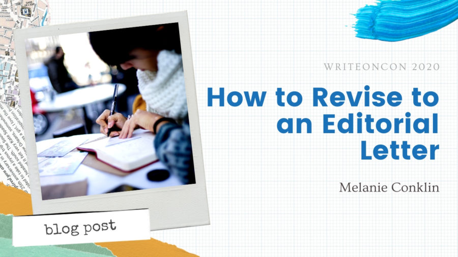 How To Revise to an Editorial Letter