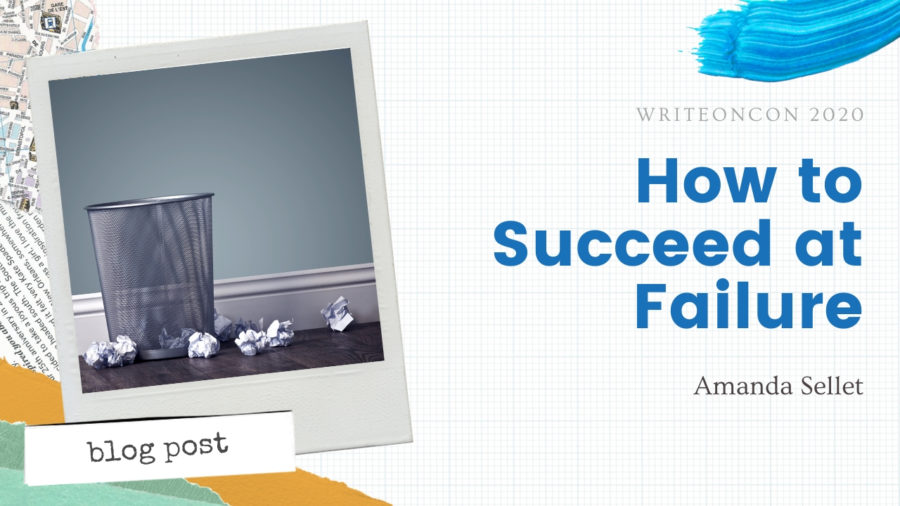 Keynote: How to Succeed at Failure