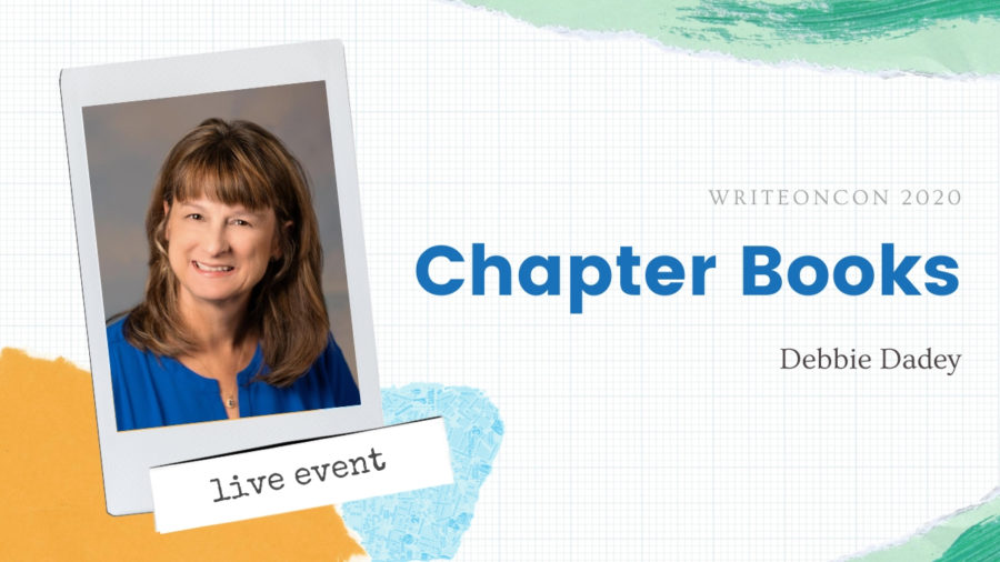 LIVE Q&A: Chapter Books
