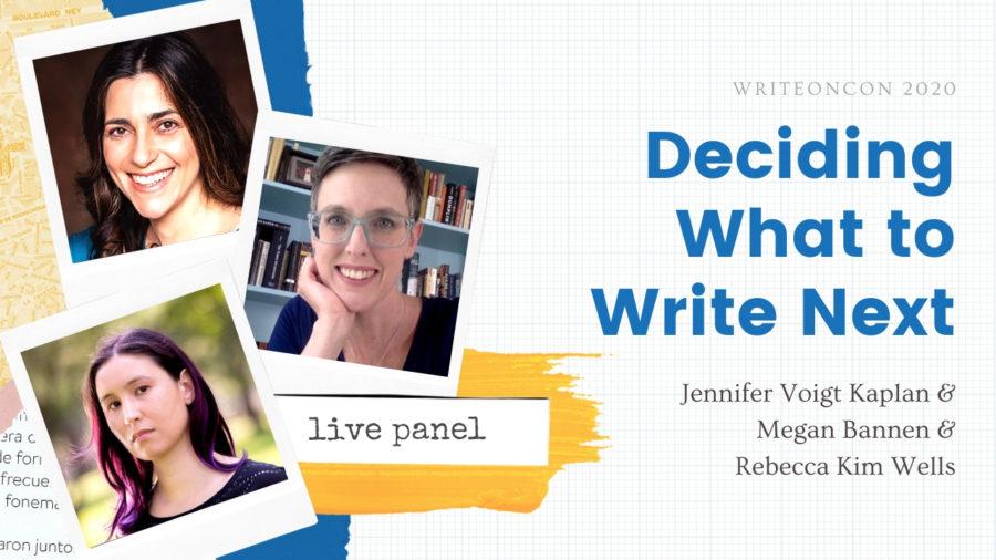 LIVE:  Deciding What to Write Next