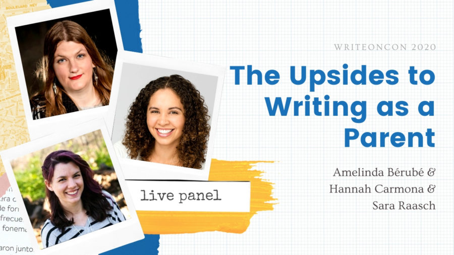 LIVE: The Upsides to Writing as a Parent