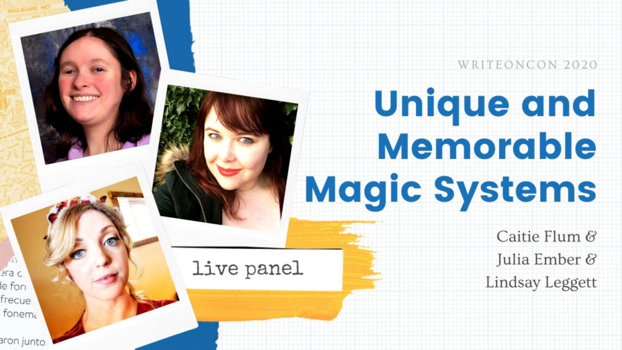 LIVE: Unique and Memorable Magic Systems