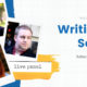 LIVE: Writing a Series