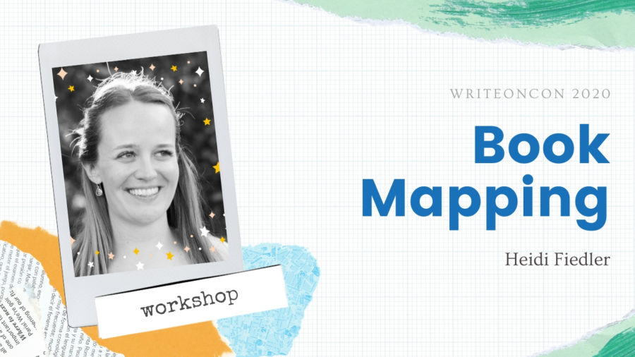 LIVE Workshop: Book Mapping