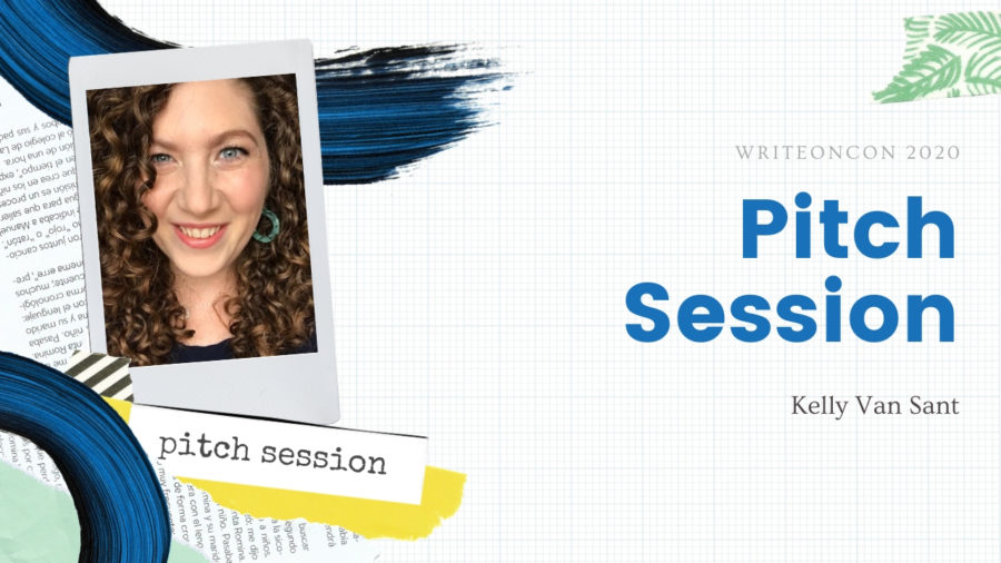 LIVE Pitch Session: Kelly Van Sant