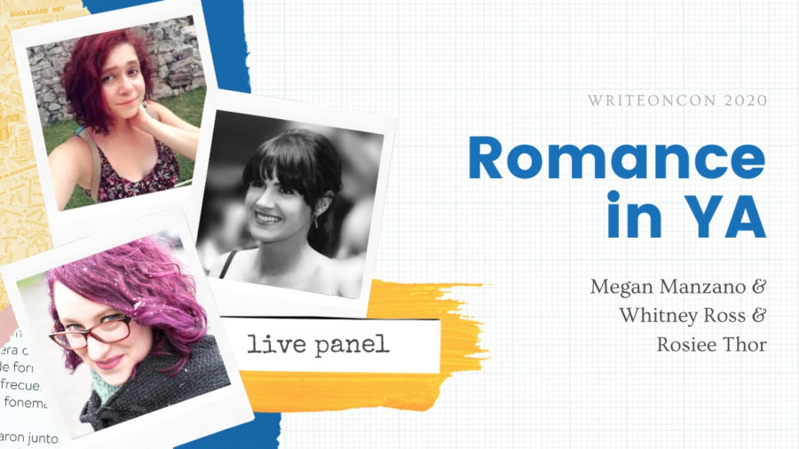 LIVE: Romance in Young Adult Fiction