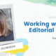 Showcase: Working with an Editorial Agent