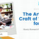 The Art and Craft of Work for Hire