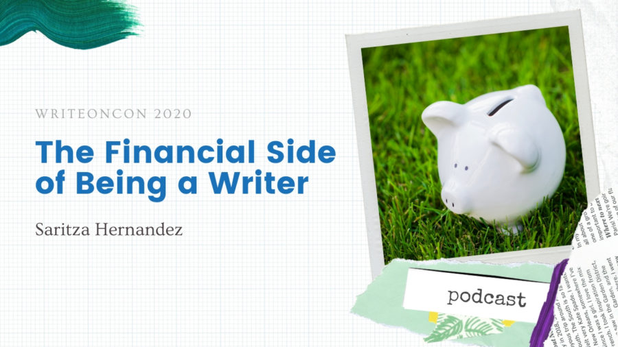 The Financial Side of Being a Writer
