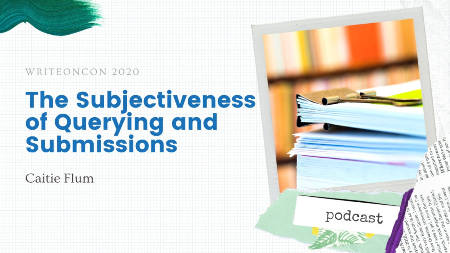 The Subjectiveness of Querying and Submissions