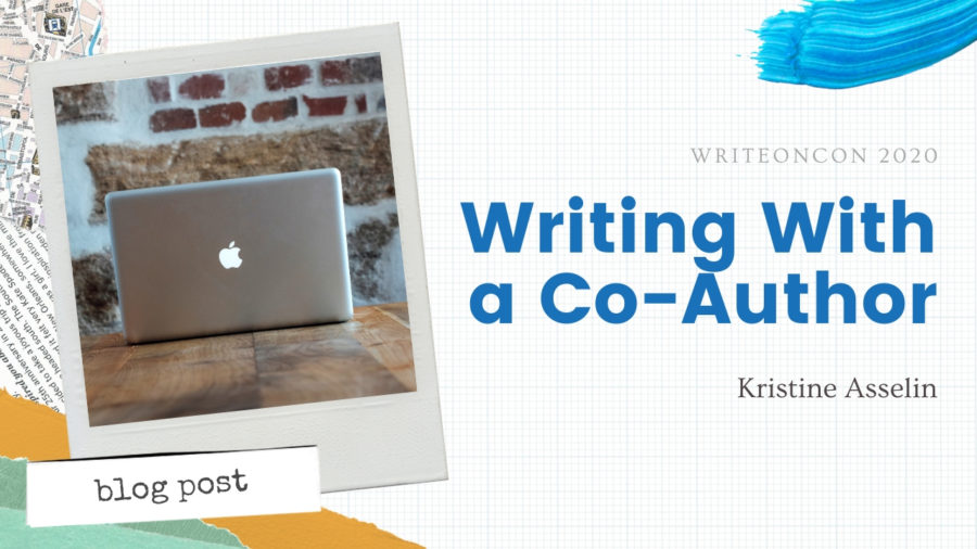 Writing With a Co-Author
