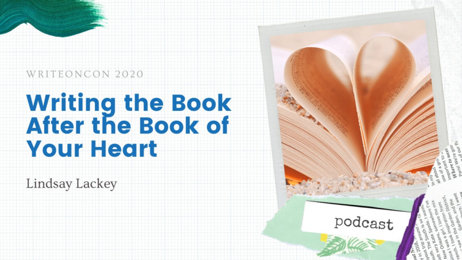 Writing the Book After the Book of Your Heart