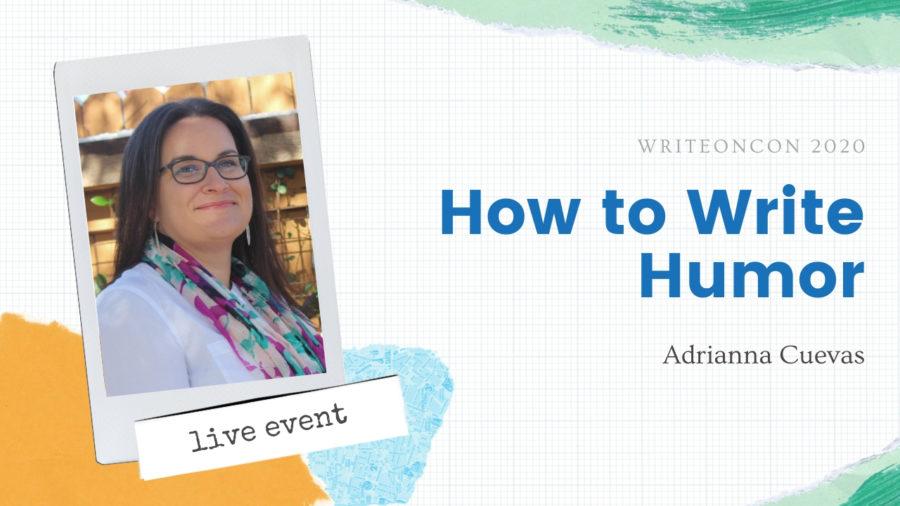 LIVE: How to Write Humor