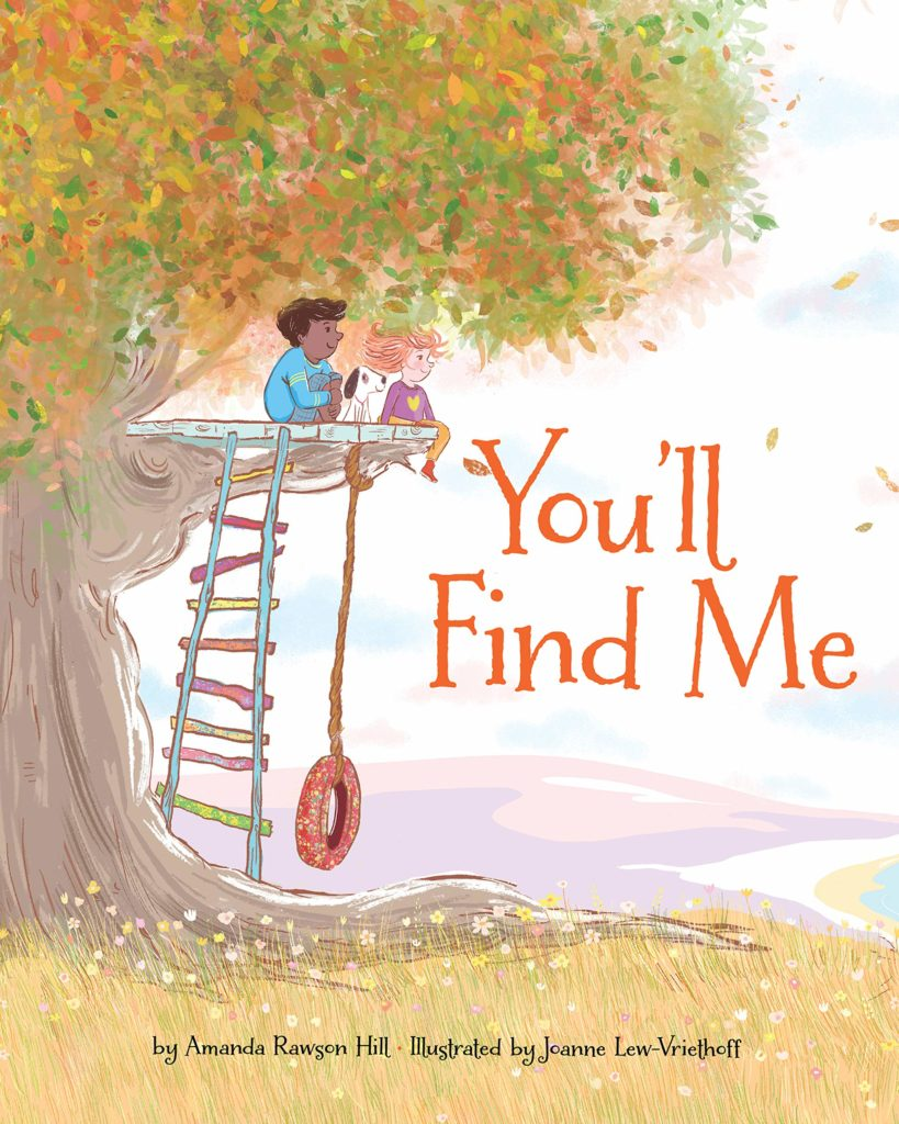 You'll Find Me by Amanda Rawson Hill