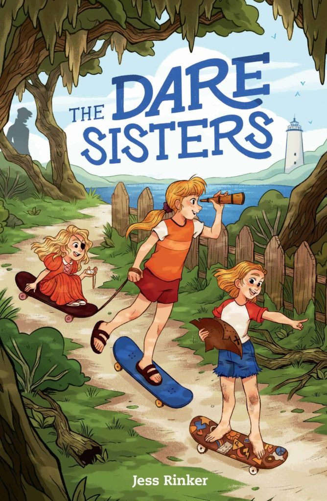 The Dare Sisters by Jess Rinker