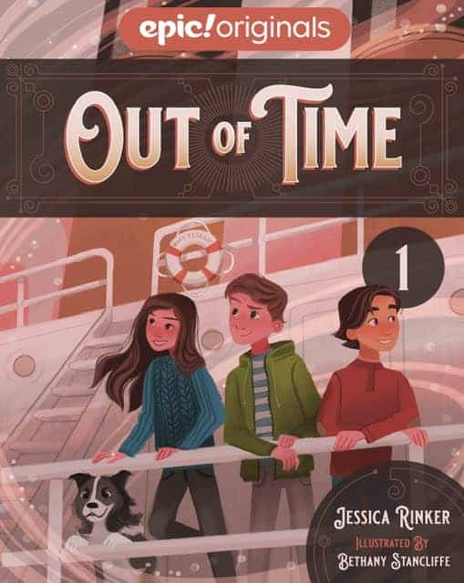 Out of Time by Jessica Rinker