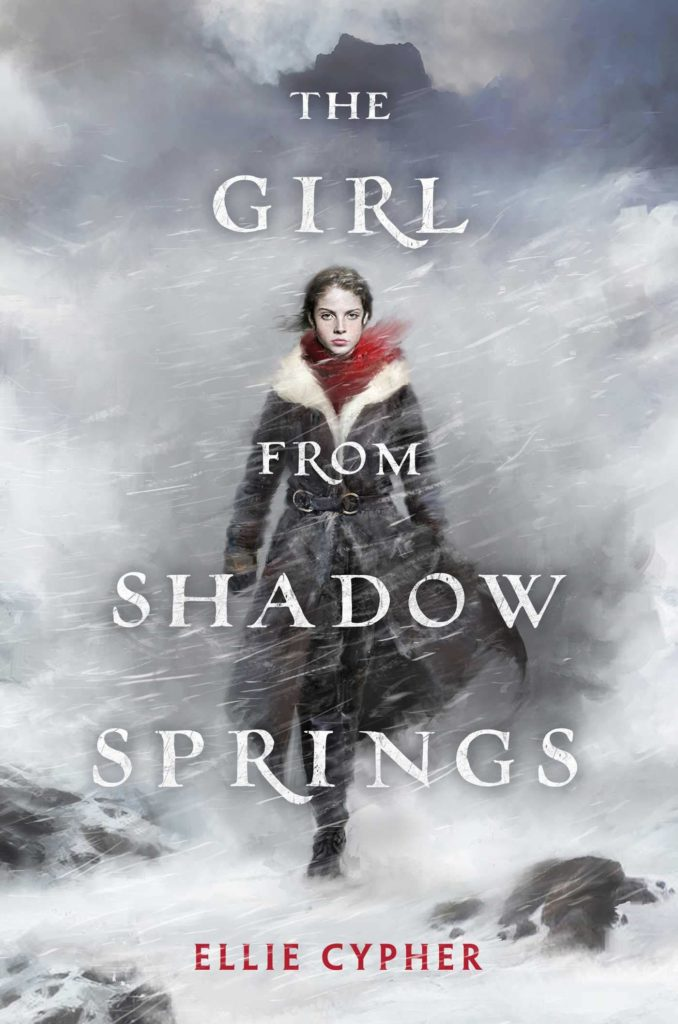 The Girl from Shadow Springs by Ellie Cypher