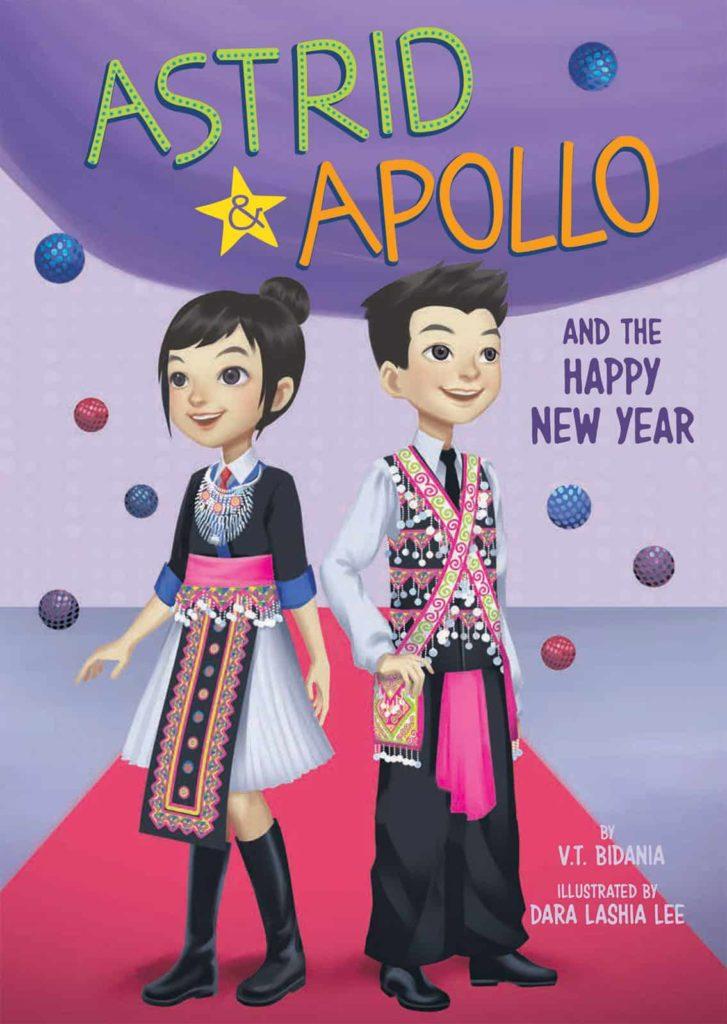 Astrid & Apollo and the Happy New Year by V.T. Bidania