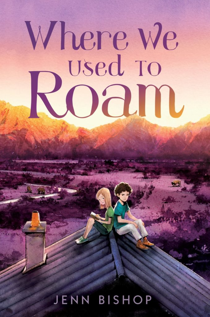 Where We Used to Roam by Jenn Bishop