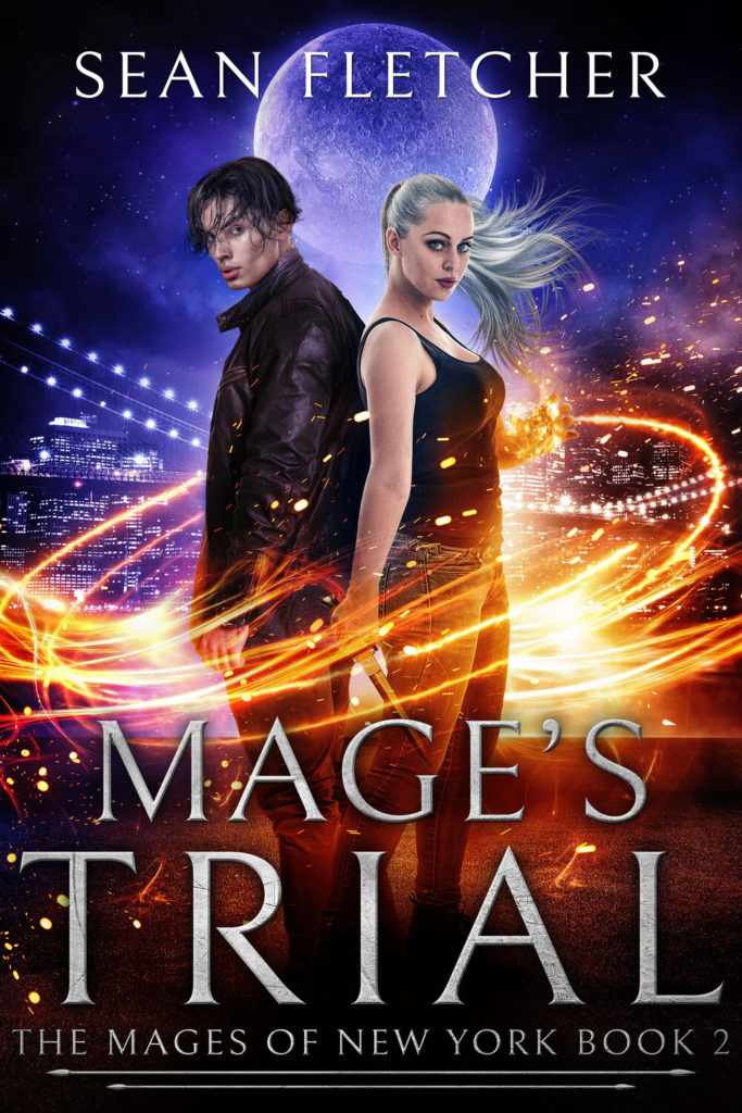 Mage's Trial by Sean Fletcher