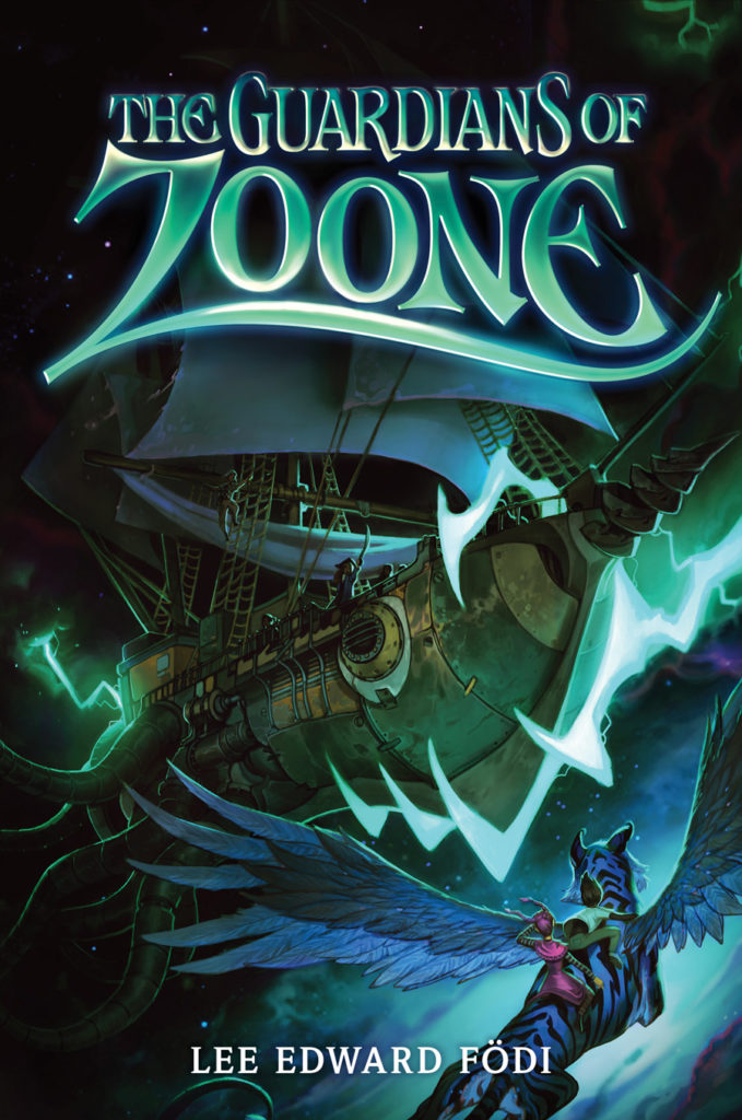 The Guardians of Zoone by Lee Edward Födi