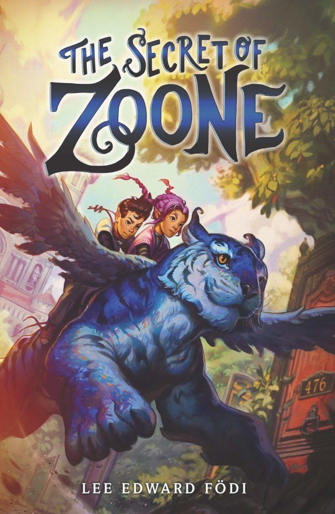 The Secret of Zoone by Lee Edward Födi