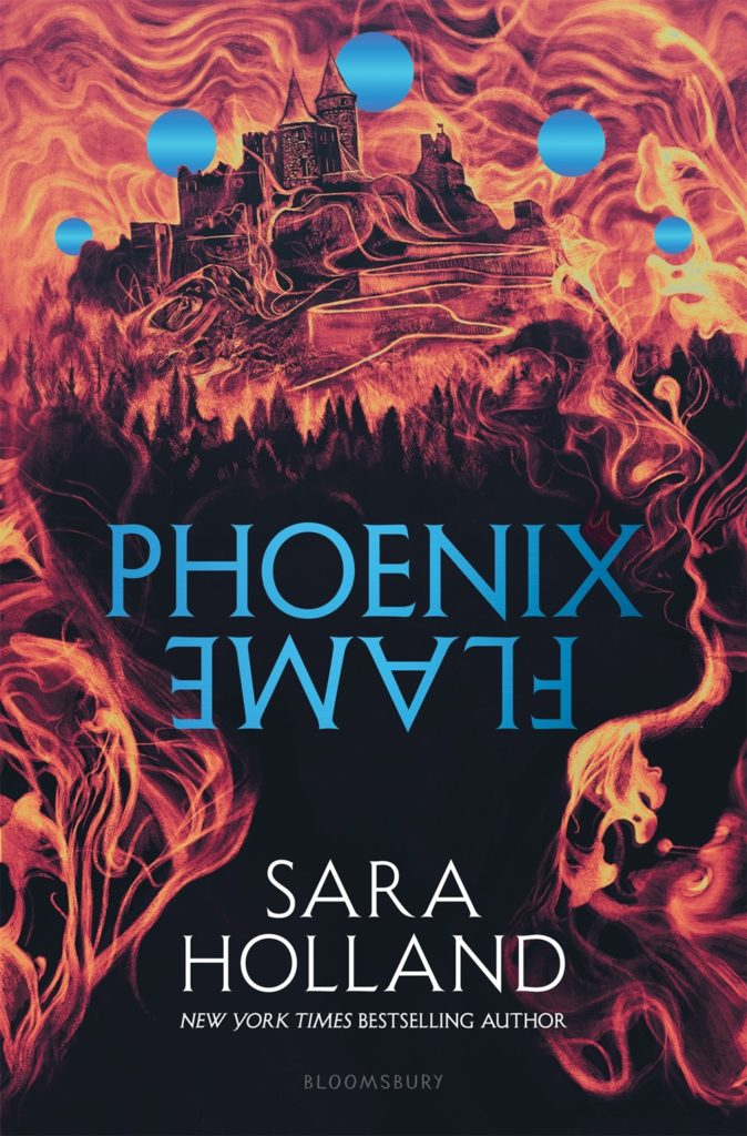 Phoenix Flame by Sara Holland