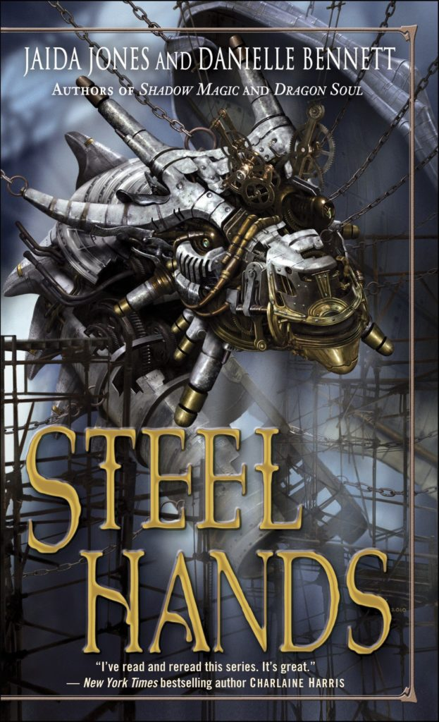 Steelhands by Jaida Jones & Danielle Bennett