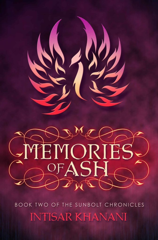 Memories of Ash by Intisar Khanani