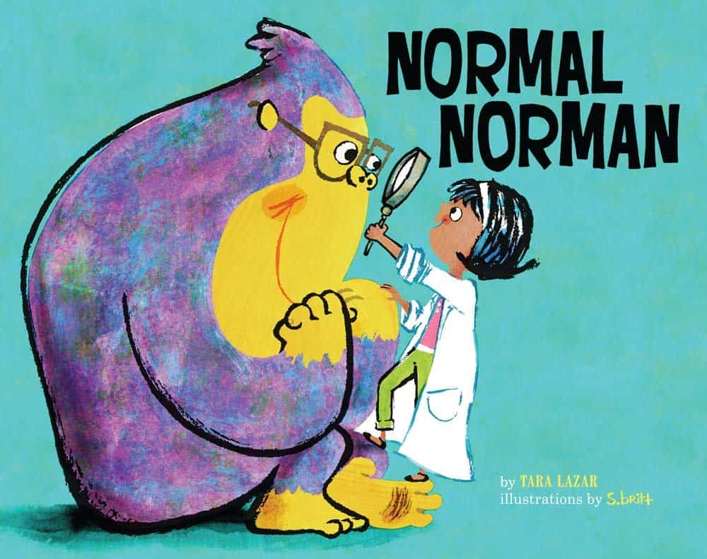 Normal Norman by Tara Lazar