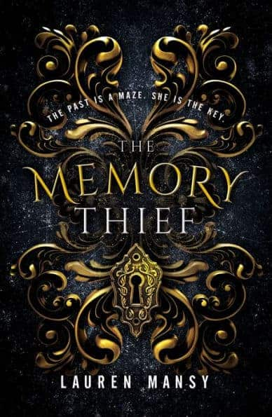 The Memory Thief by Lauren Mansy