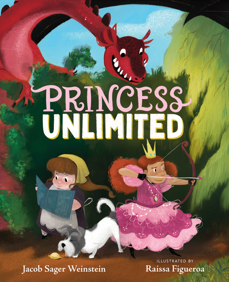 Princess Unlimited by Jacob Sager Weinstein