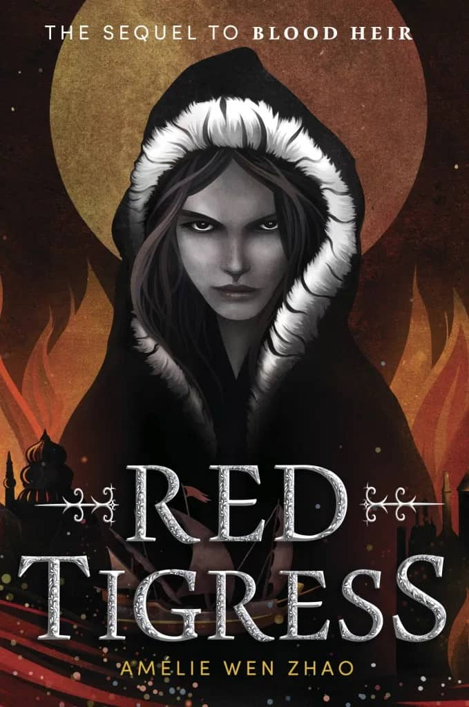 Red Tigress by Amélie Wen Zhao