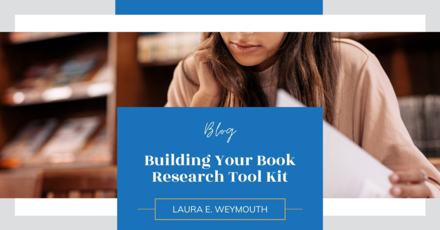 Building Your Book Research Toolkit
