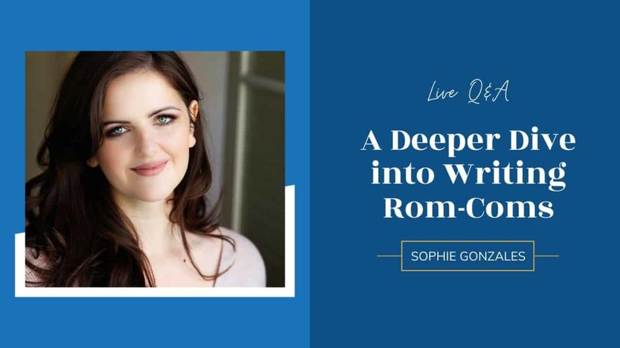LIVE: A Deeper Dive into Writing Rom-Coms