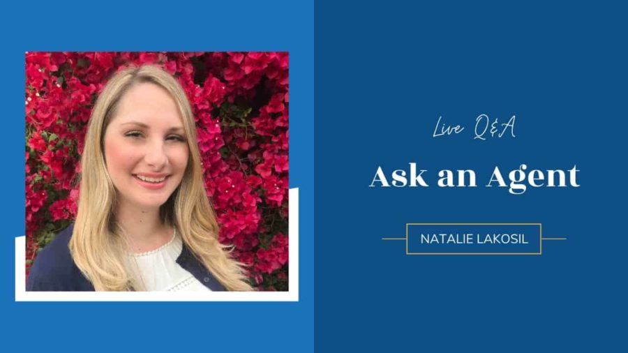 LIVE: Open Q&A with Natalie Lakosil