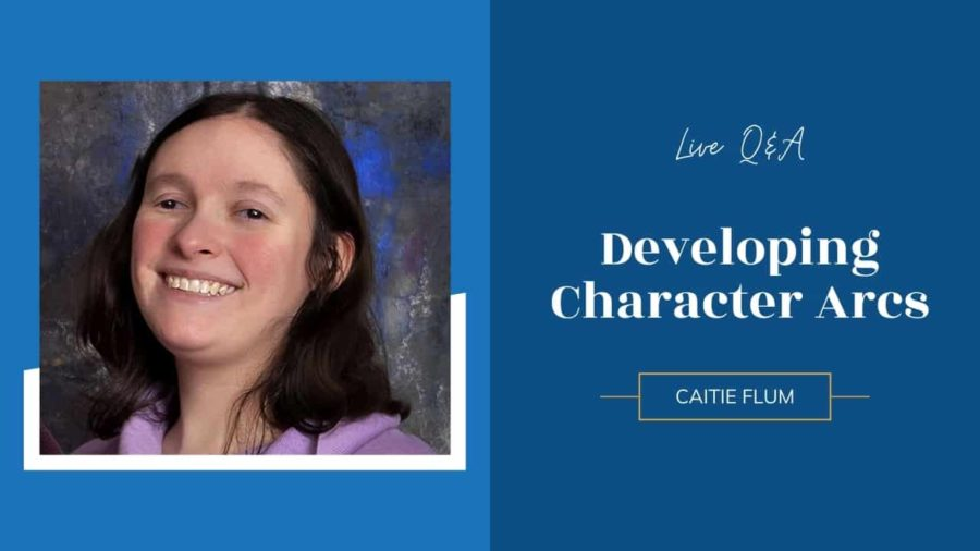 LIVE: Developing Character Arcs