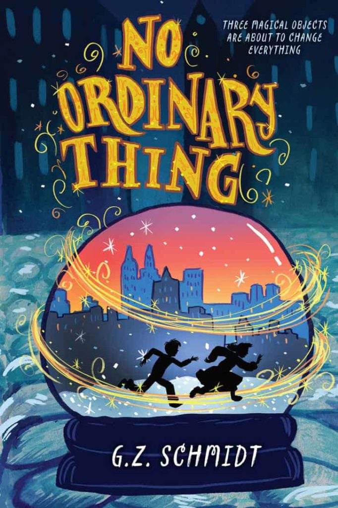 No Ordinary Thing by C.Z. Schmidt
