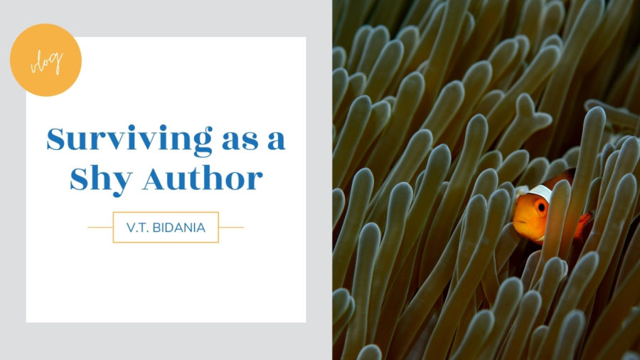 Surviving as a Shy Author