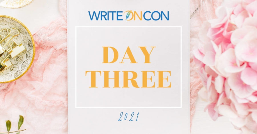 Welcome to Day Three!